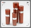 Acrylic  skin care cosmetic bottle from zhejiang manufacturer 1