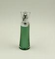 New model acrylic cosmetic  50ml bottle
