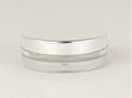 10g round small  PS clear cosmetic jar
