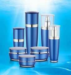 Luxury PMMA cosmetic packaging for skin care