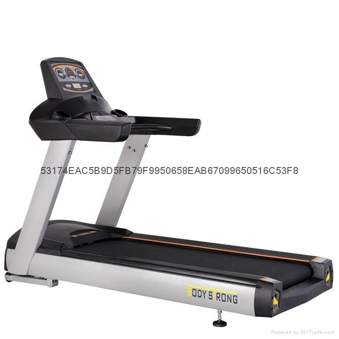 山东宝德龙JB-8600B豪华商用室内跑步机 1