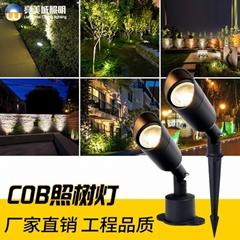 LED公园草坪射灯