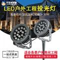LED照樹投射燈 4