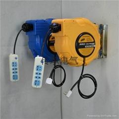 傳承牌最給力自動伸縮電纜卷軸