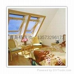 青岛销售阁楼斜屋顶天窗安装
