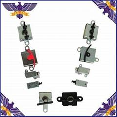 投币器带水晶头直流框架电磁铁