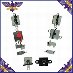 投幣器帶水晶頭直流框架電磁鐵