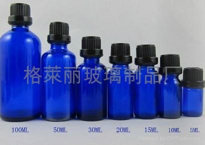 20ml蓝色精油瓶 2