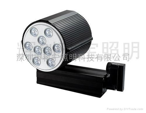 LED大功率軌道燈 2