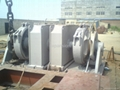 Electric Windlass Hydraulic Windlass
