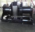 Electric Winch Hydraulic Winch Marine