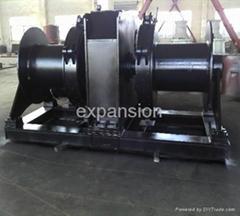 Electric Winch Hydraulic Winch Marine Winch