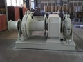 Electric Hydraulic Combined Mooring