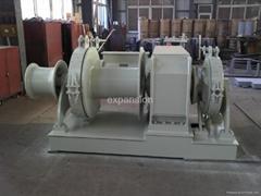 Electric Hydraulic Combined Mooring Winch/Windlass
