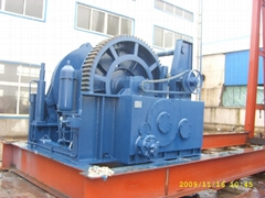Eelectric Towing Winch /Hydraulic towing Winch