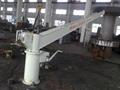 Marine Deck hydraulic Crane 2