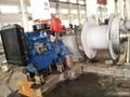 Diesel Engine Driven Winch/Marine Winch