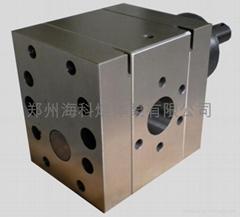 海科MP-H高温增压稳压型熔体泵