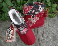 淘寶女鞋冬款fy01