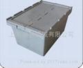上海斜插式汽車物流箱