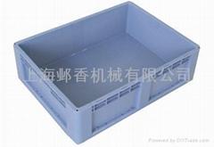 EU8623汽车物流箱塑料周转箱