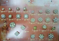 钻石合金钮