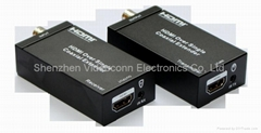HDMI Extenders Over single 100m Coaxial Cable with IR Control