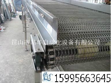 不锈钢网带输送机 4