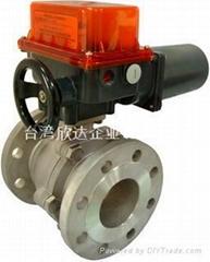 S150-2SF电动式球塞阀