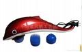 FF-606红外线海豚按摩棒,海豚按摩器,海豚按摩捶