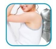 Massage pillow/Massager Cushion