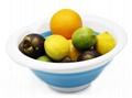 创意家居折叠水果蔬菜篮