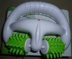 small roller electric massage device leg