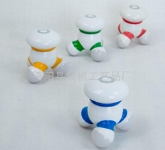 electric mini massager/ Mashroom mini