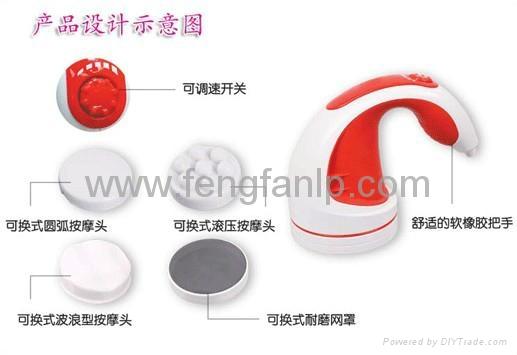 Massager、fat burning massager、slimming massager 1