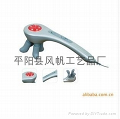 紅外線按摩棒 大力王 四指熱敷按摩器 按摩捶 海豚按摩棒