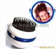 Electronic Hair Scalp Brush Head Massage /Electric Comb Massage /hair massage