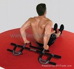 門上健身器/門上單槓/引體向上健身器/門上拉力器/健身器材
