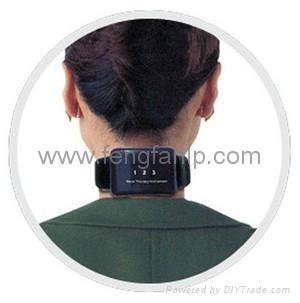U型頸椎治療儀 脈衝頸椎按摩器,理療保健產品,低周波按摩儀  5