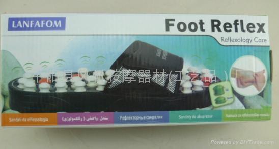 Massage shoes, Massage Slipper,Spring acupuncture massage slipper  5
