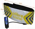厂家直销Vibra tone 瘦身腰带 甩脂机 减肥腰带 振动按摩腰带