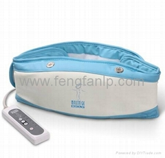 HOT!!  Slimming belt with HEATING function, Massage belt fat burning