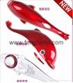 FF-606电动海豚按摩棒/红外线海豚按摩器/海豚按摩捶 3