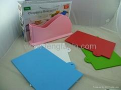 多色砧板套装 砧板刀具架 厨房
