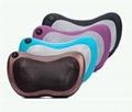 车载颈肩部按摩枕 腰部按摩器 腿部按摩器