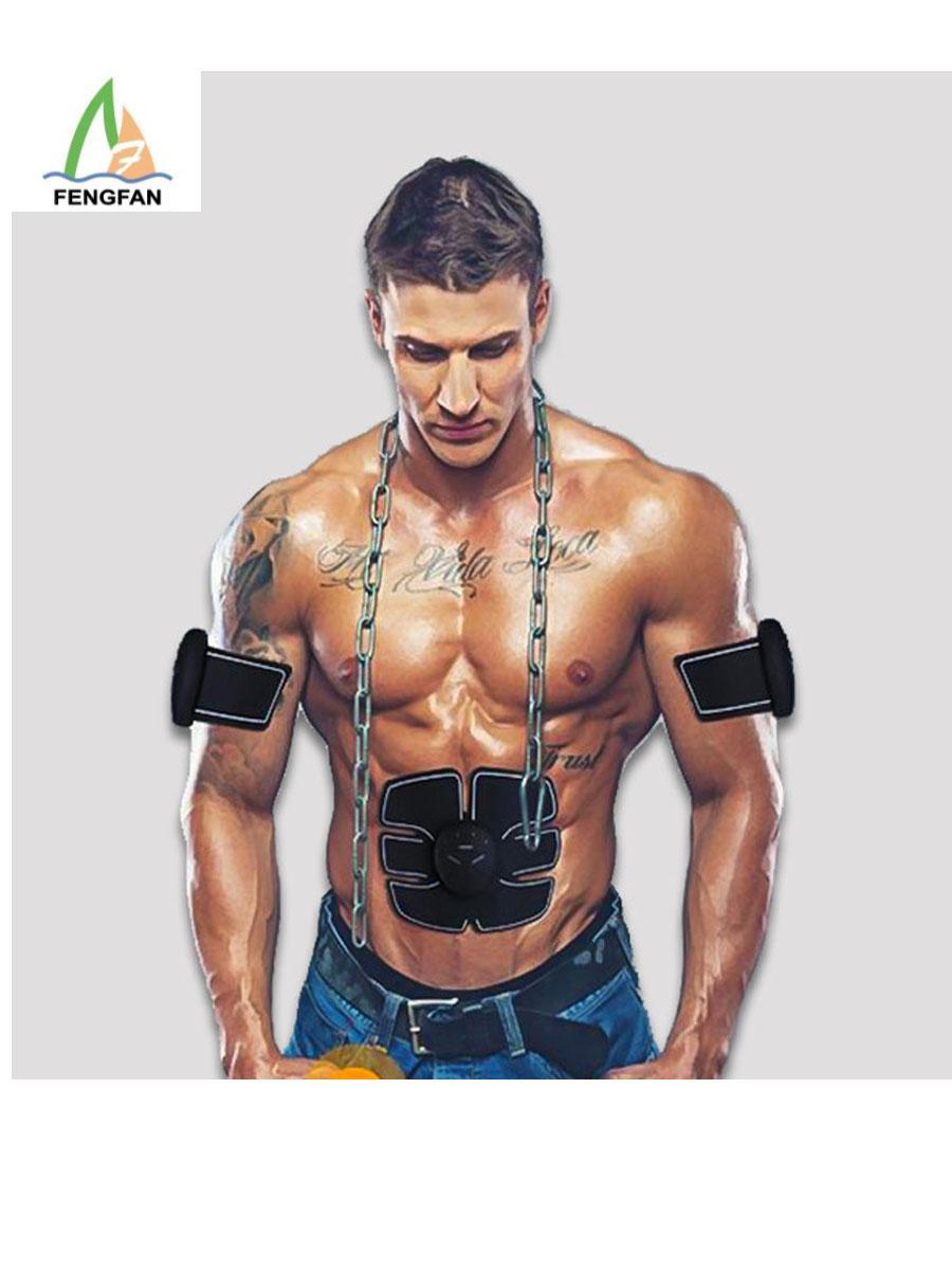 智能卷腹器輪健腹儀懶人家用肌肉健身器材減肥腹肌貼 1