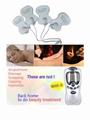 理疗仪贴片 治疗仪贴片 按摩器贴片 硅胶电极片 中低粘贴片