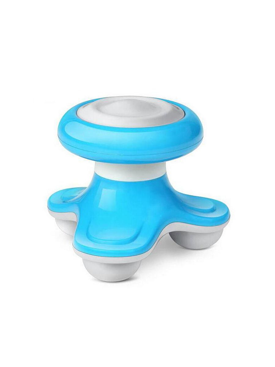 迷你按摩器 创意小型按摩器 三角按摩器 迷你按摩器 三脚按摩器 8