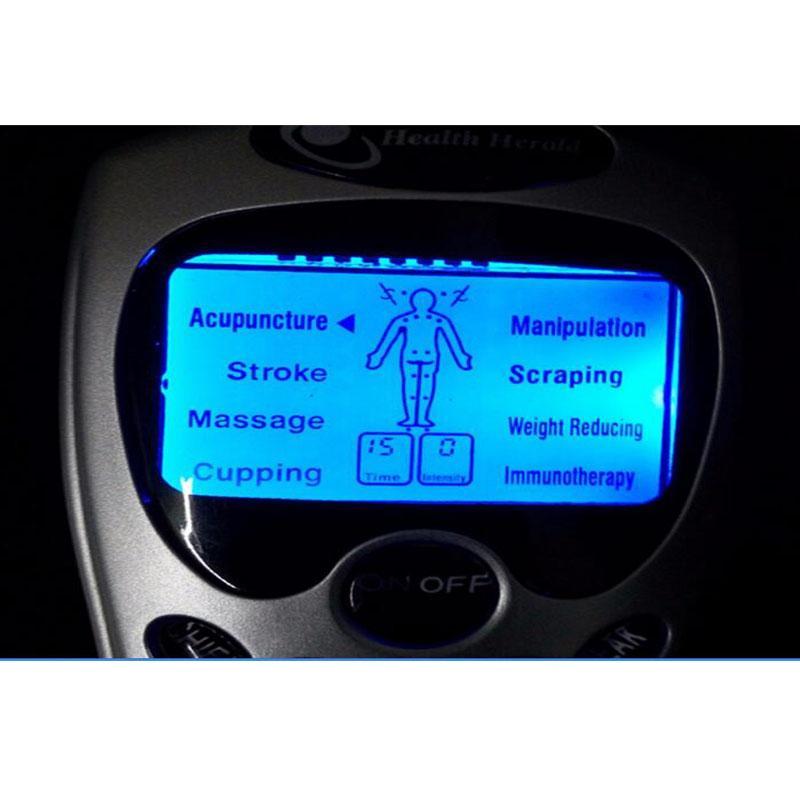 减肥身体包装针灸数字治疗机按摩器电脉冲保健设备 3