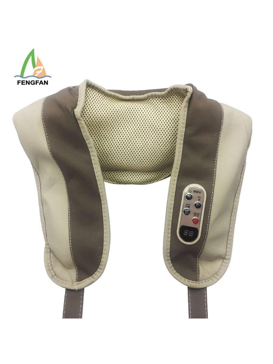 颈部按摩器电动按摩腰带颈部肩部腰部按摩背部按摩 3